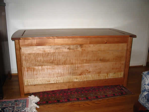 Blanket Chest - Frame and Panel