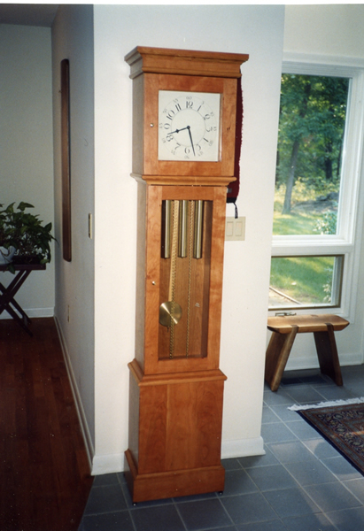 Shaker Tall Case Clock